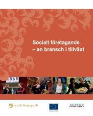 Socialt företagande – en bransch i tillväxt