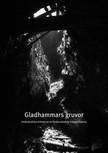 Underjordiska minnen av en fyrahundraårig industrihistoria (pdf, 7 MB)