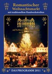 Romantischer Weihnachtsmarkt - Regensburger Stadtzeitung