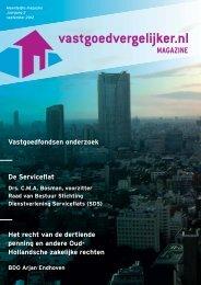 september 2012 - Vastgoedvergelijker.nl