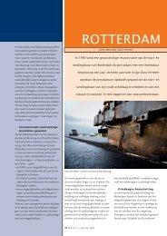 Rotterdam Airport - VBW-Asfalt