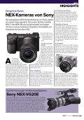 Sony SLT-Kameras - GFW.de - Seite 2