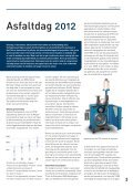 Asfaltdag 2012 - VBW-Asfalt - Page 3