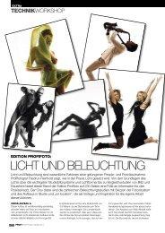 Workshop Licht - GFW.de