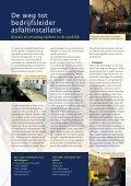 De bedrijfsleider asfaltinstallatie - VBW-Asfalt - Page 4
