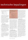 CE markering en technische bepalingen - VBW-Asfalt - Page 2