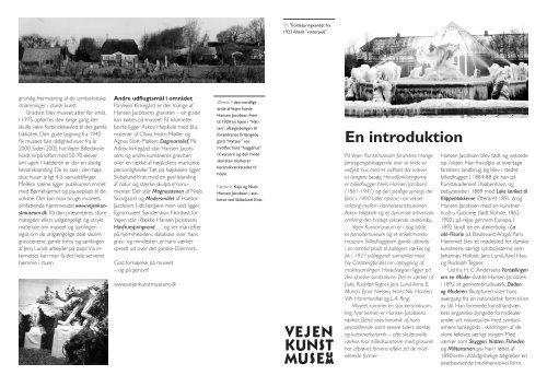 En introduktion - Vejen Kunstmuseum