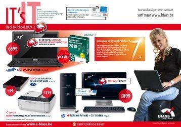 Promocatalogus Consumer - Comcon.be