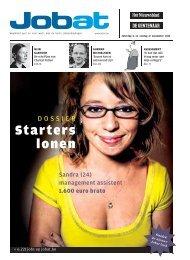 Jobat-krant 11 september 2010