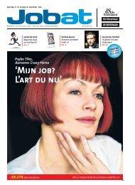 Jobat-krant 17 september 2011