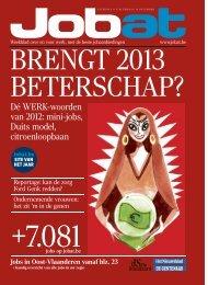 Editie Oost-Vlaanderen - Jobat