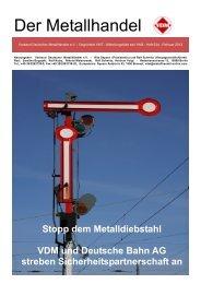 Der Metallhandel - Kellerhals Anwälte