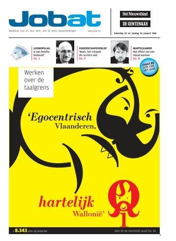 Jobat-krant 22 januari 2011