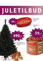 Pepperkaker i boks 900 gr Nyåkers (500 870) Julemarsipan Hval ...