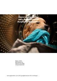 Aanvraagformulier voor een Hulphond Hulphond Nederland - Crowfile