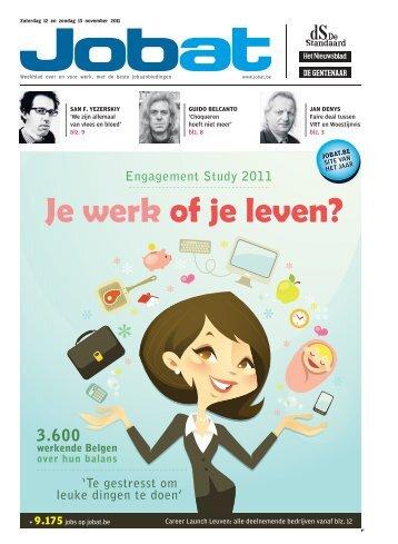 Jobat-krant 12 november 2011