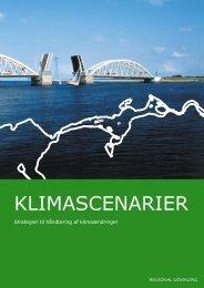 Klimascenarier - Region Nordjylland