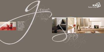 Latvijā ražotas mēbeles - Kate