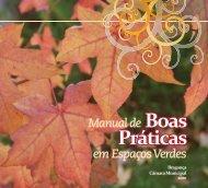 Manual de Boas Práticas em Espaços Verdes - Biblioteca Digital do ...