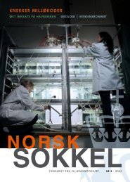 Norsk Sokkel nr.3 - 2009 - Oljedirektoratet