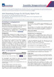 Authorisation Details and Publication Date - Axa