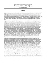 Preface - The Library of Iberian Resources Online