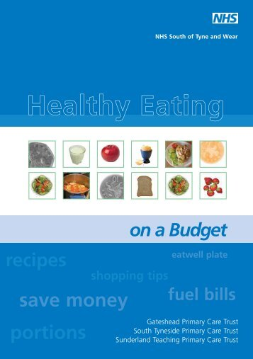Stay Healthy On A Budget Pdf 1921kb University Of The