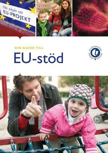 Din guide till EU-stöd - EU-upplysningen