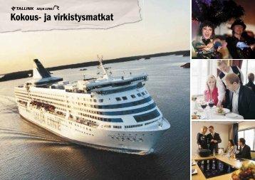Kokous- Ja Virkistysmatkat - Tallink Silja