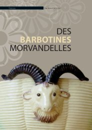 barbotines - Vents du Morvan