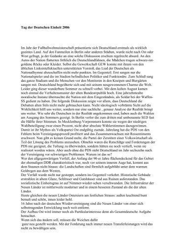 Der geschenkte Glanz.pdf - Vera Lengsfeld