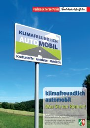 klimafreundlich automobil - Klima – Klimaschutz