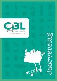 jaarverslag van de CBL - Platform Verduurzaming Voedsel