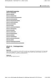 Tjenestetid 11.0 - samlet version 10-06-2