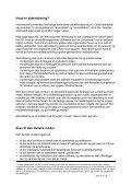 Om den danske kvalitetsmodel og akkrediteringsprocessen i ... - Page 3