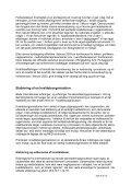 Om den danske kvalitetsmodel og akkrediteringsprocessen i ... - Page 7
