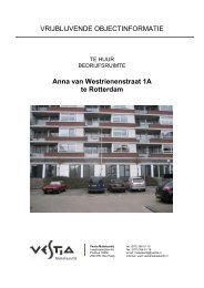 Download vrijblijvende objectinformatie - Vestia