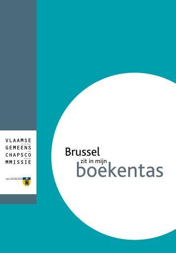 Het Nederlandstalig onderwijs in Brussel zit in de - Vlaamse ...