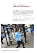 Strategi för funktionshinderanpassning av kollektivtrafiken - Västra ... - Page 6