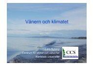 Centrum för klimat och säkerhet