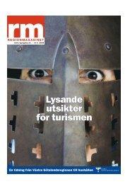 Regionmagasinet nr 3/2006 - Västra Götalandsregionen