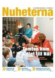 Nuheterna - Västra Götalandsregionen