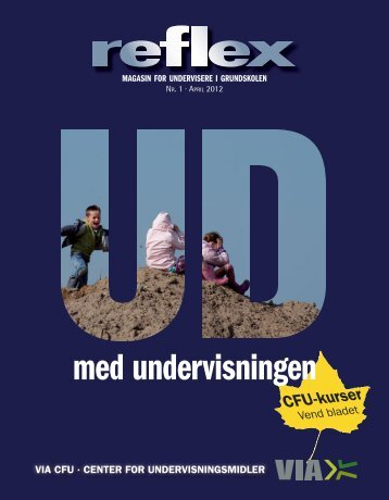 reflex 1, 2012 - VIA University College