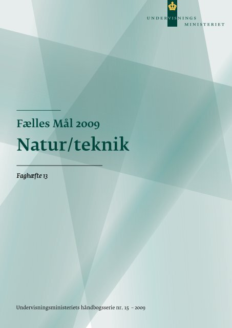 Trinmål og slutmål for Natur/teknik