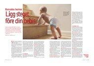 Barnsäkra hemma - Vi Föräldrar
