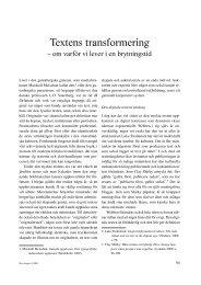 Textens transformering (pdf)