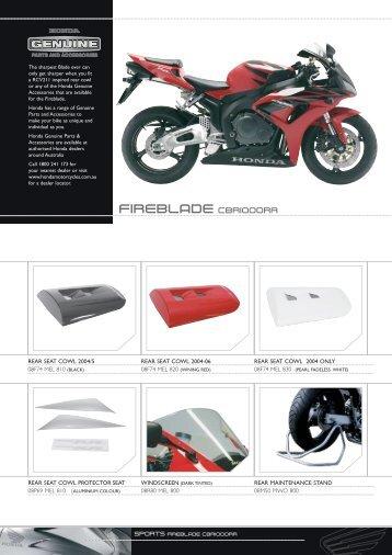 FIREBLADE CBR1000RR