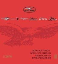 workshop manual werkstatthandbuch onderhouds ... - ThisOldTractor