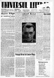 Peisajul liricei lui Lucian Blaga - DSpace