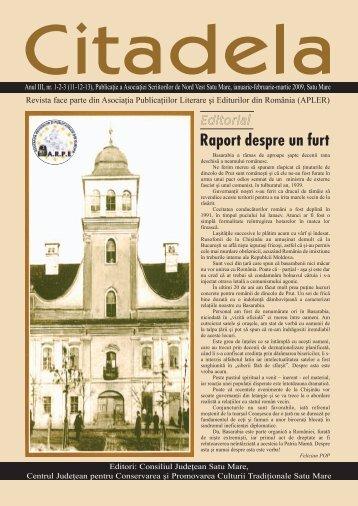 Citadela 1 2 3 - 2009 - Portal de carte si arte